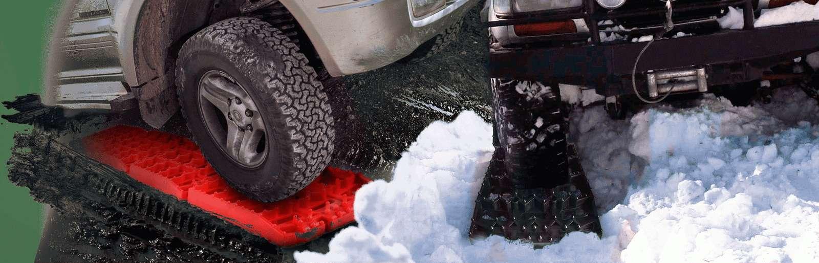 Цепи, браслеты иремни наколеса: свобода назимней дороге— фото 924876