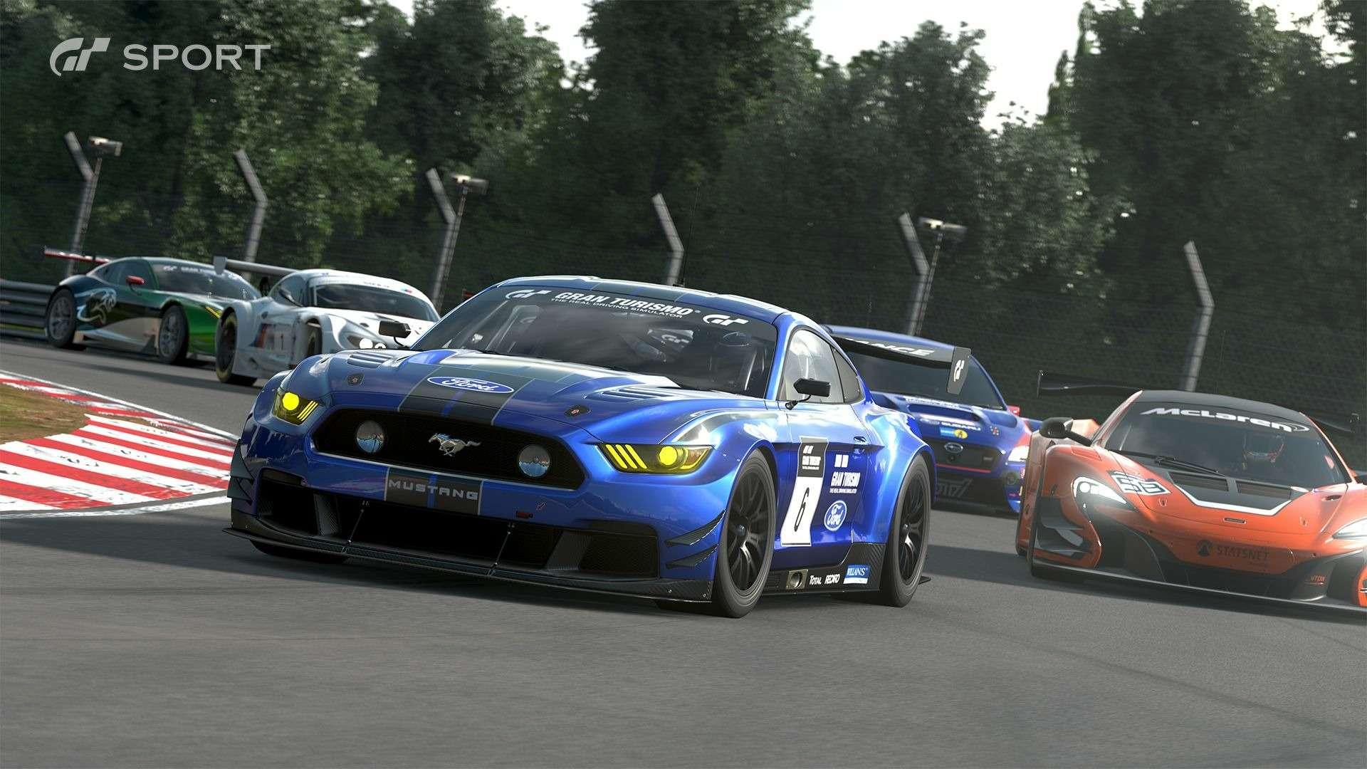 Игра Gran Turismo Sport: революция просит подождать— фото 675039