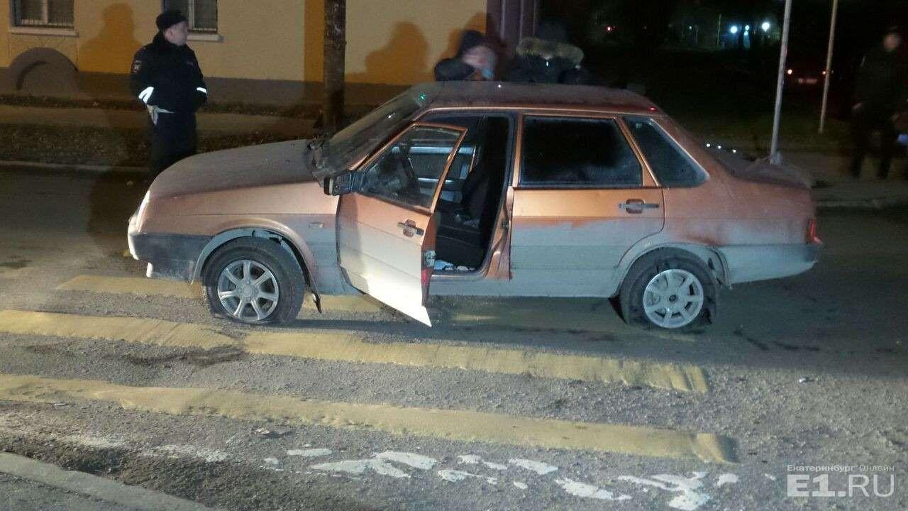 Погоня сострельбой— так ловят пьяных водителей вЕкатеринбурге