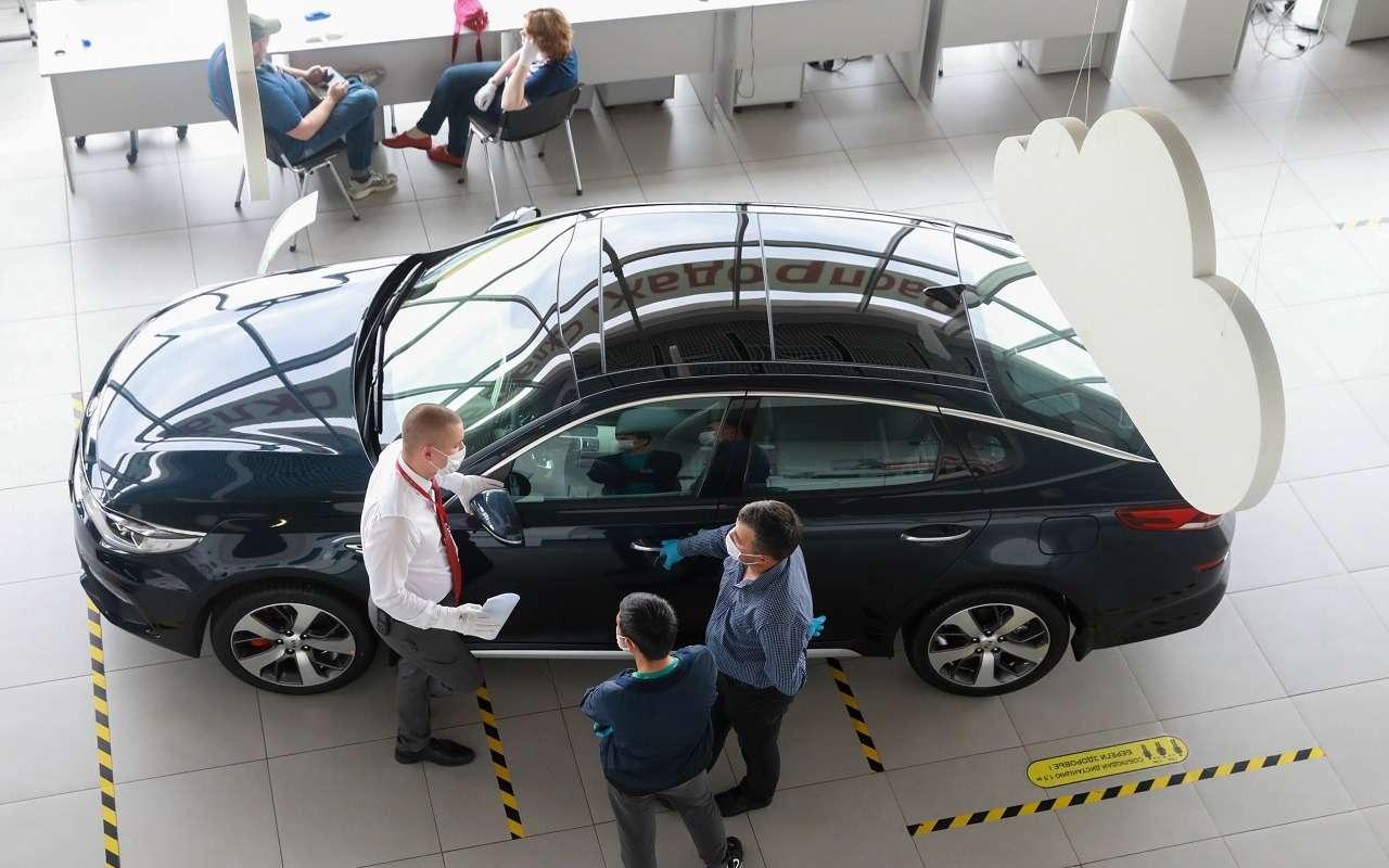 Нет накруткам: большинство автомобилистов отказались отпокупки машины