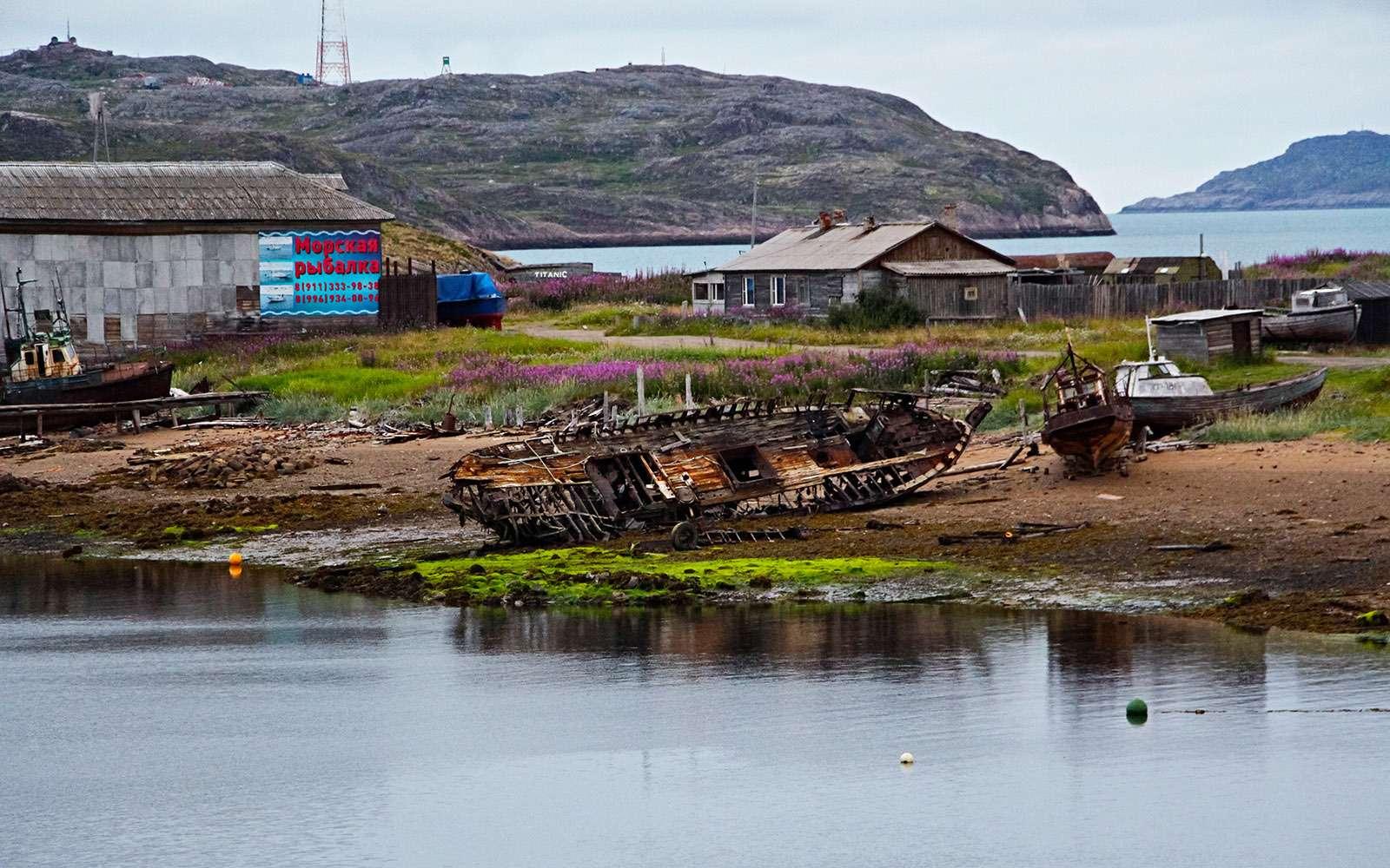 Накроссоверах Ford поКольскому полуострову: парк ледникового периода— фото 657935
