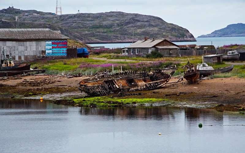 Накроссоверах Ford поКольскому полуострову: парк ледникового периода