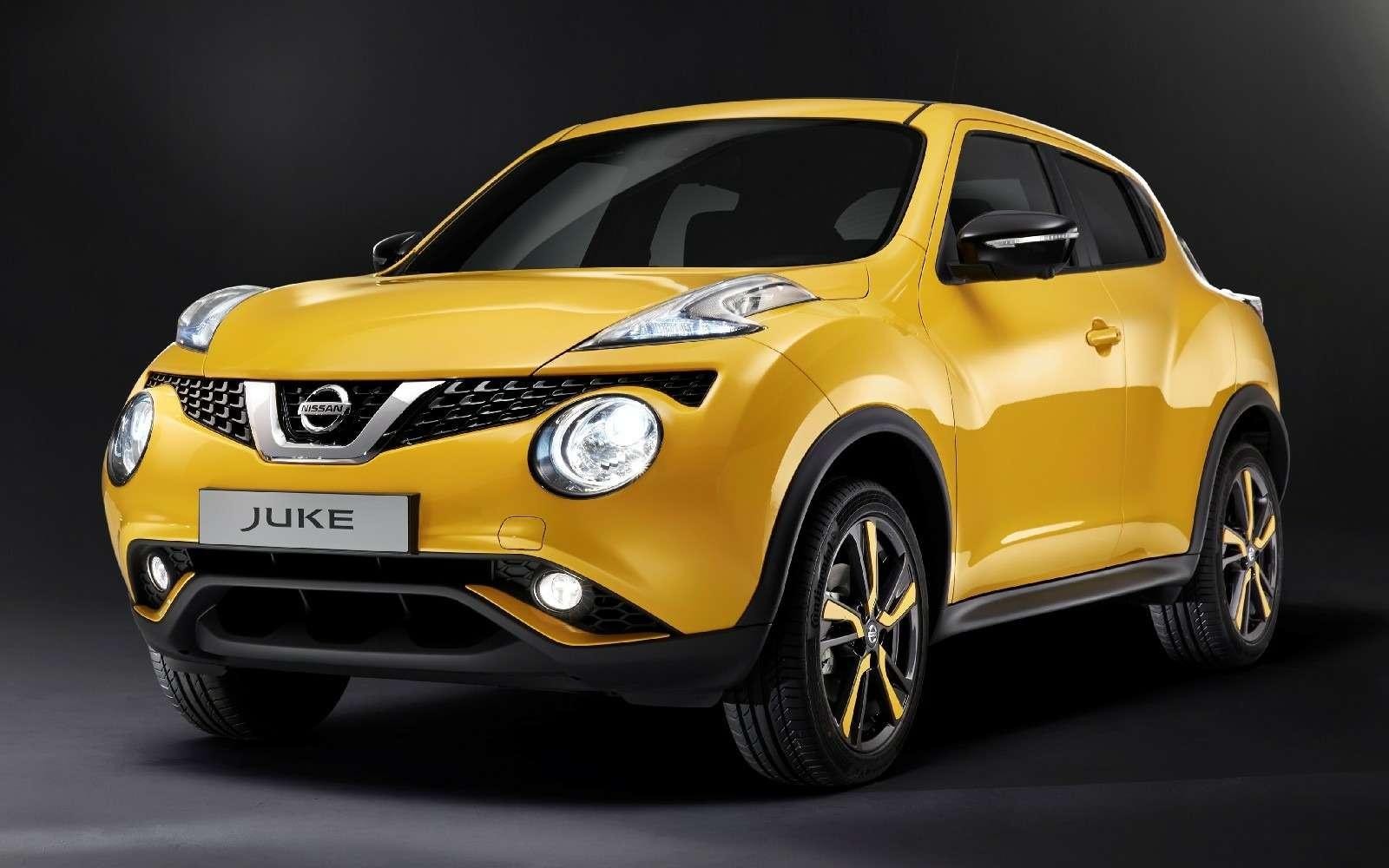 Nissan Juke вернулся вРоссию. Цена вряд ли обрадует— фото 771423