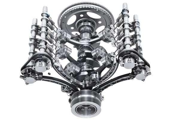 NewJaguar 3.0-liter V6engine 3