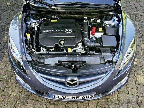 Разработки Mazda: Кто там? Лишний грамм— фото 89796