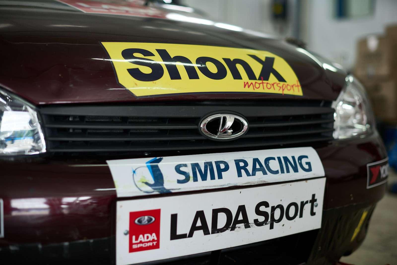 Lada против всех: есть лиуроссийской марки шансы победить вгонках?— фото 591052