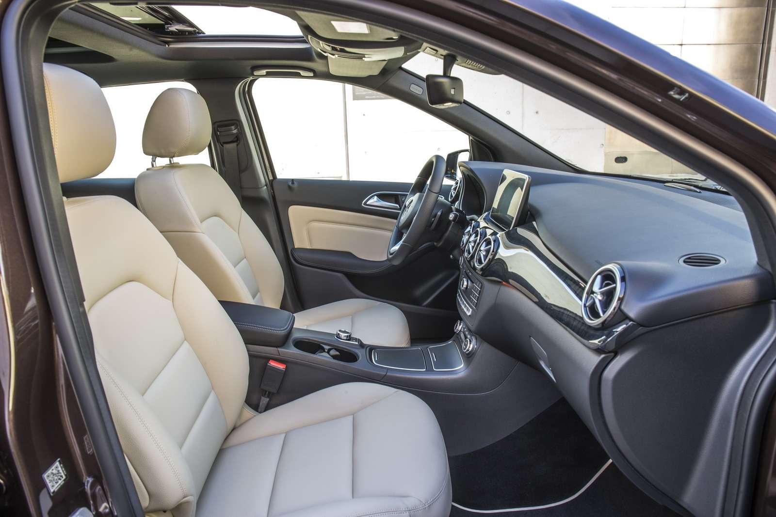 Pressefahrveranstaltung Mercedes Benz, B-Klasse,  Mallorca Oktob
