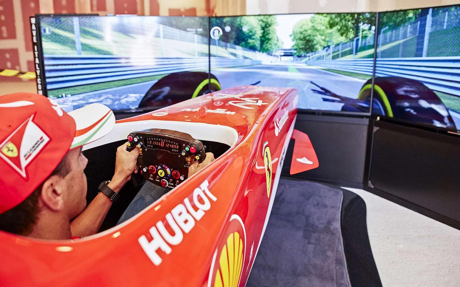 Парк развлечений Ferrari Land: ускоряйтесь!— фото 679337
