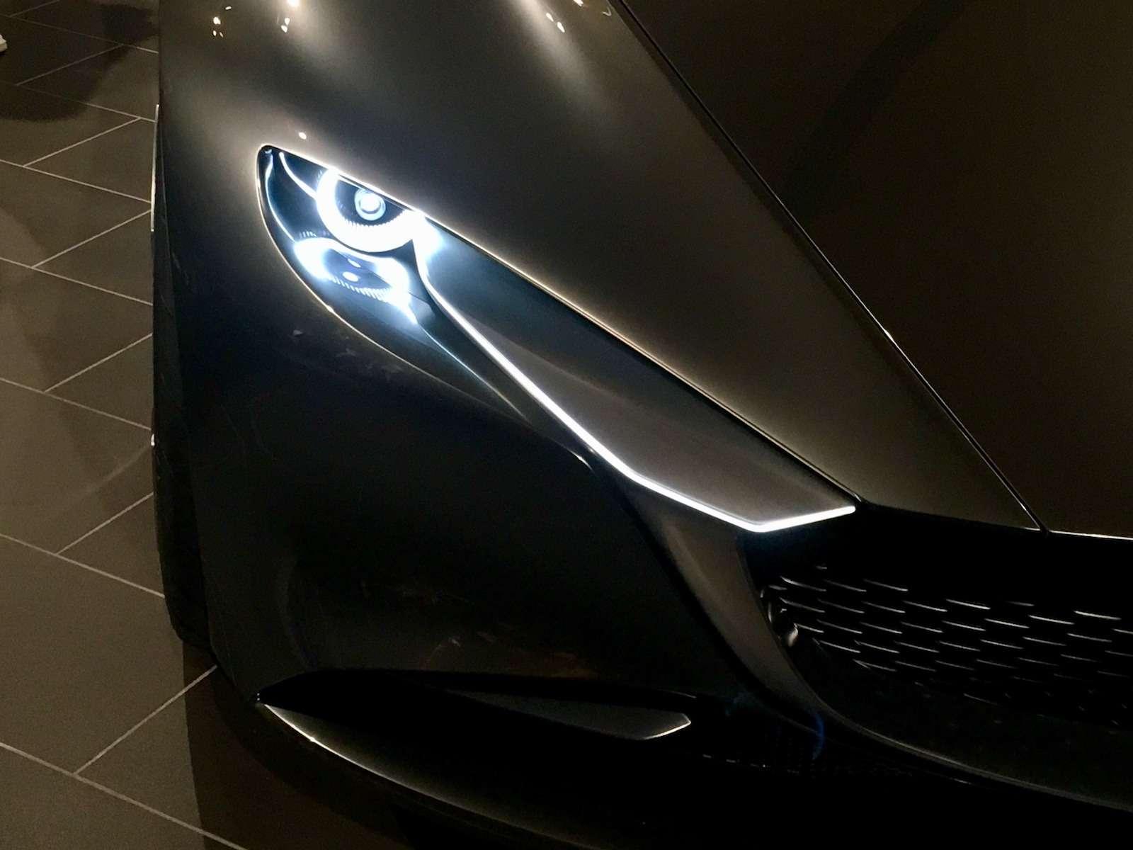 Больше света: Mazda представила обновленную дизайн-концепцию— фото 808888