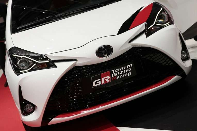 Toyota Yaris GRMN приобщит европейцев кяпонской «кухне»— фото 718255