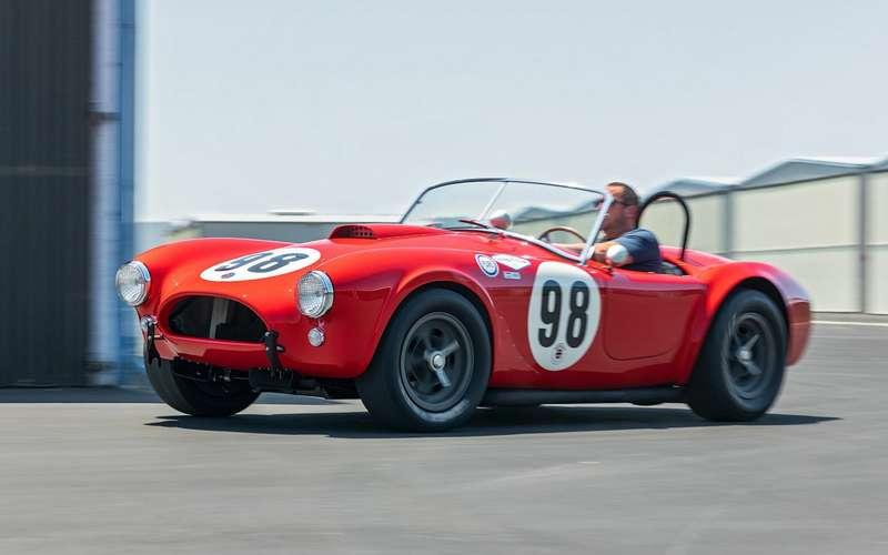 10самых дорогих машин, купленных наMonterey Car Week