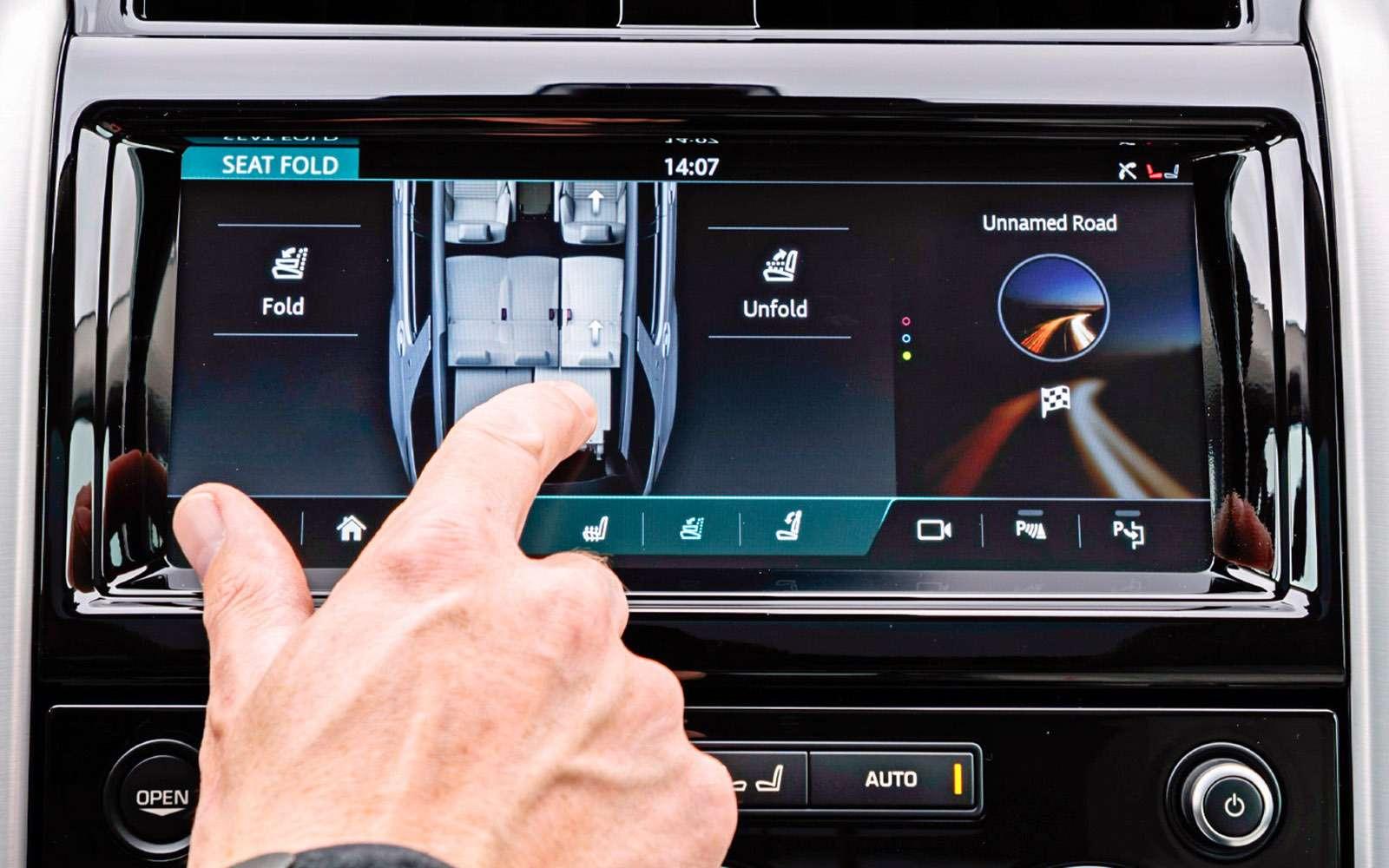 Новый Land Rover Discovery: первый тест— фото 736876