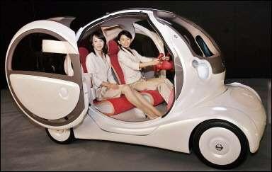 Nissan Pivo: удовольствия на360 градусов!— фото 105649