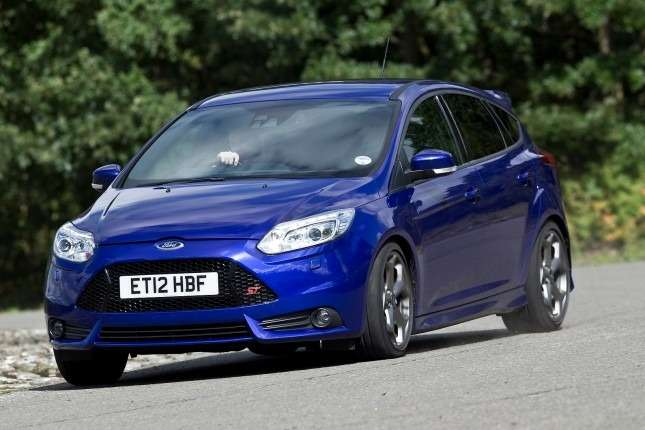 no copyright ford focus st