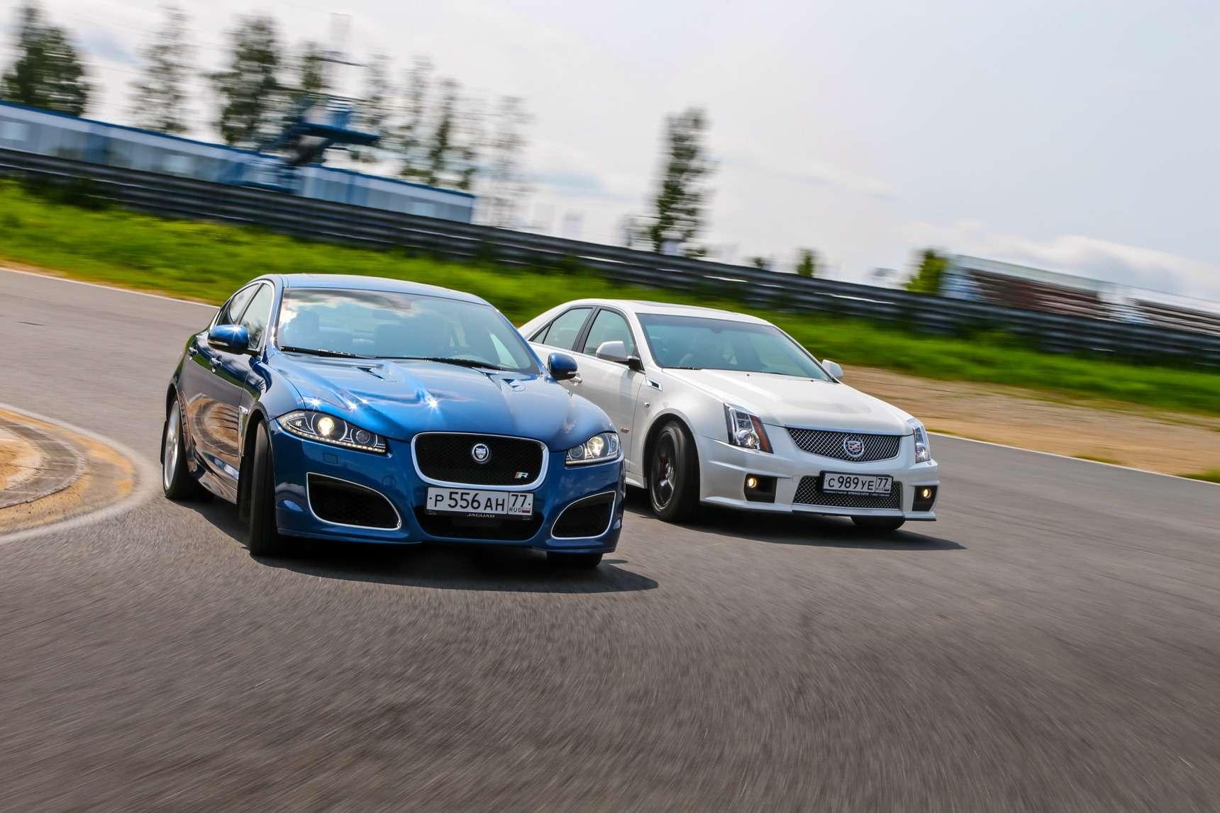 Самые быстрые автомобили вистории тестов «Зарулем»— фото 583904