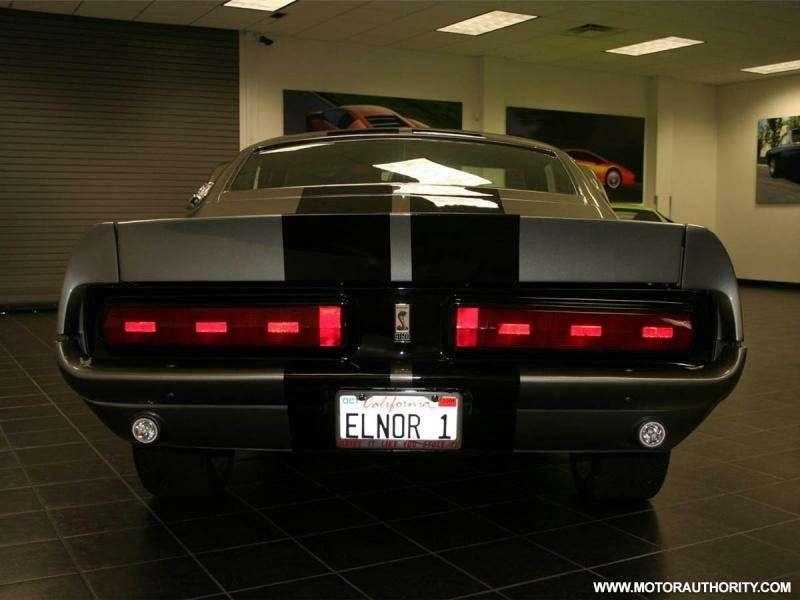 Купить за60секунд: Ford Shelby Mustang «Eleanor» 1967 года— фото 348821