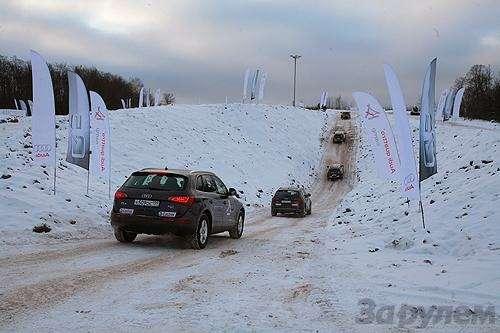 Audi quattro Camp: Q5в своей стихии (ВИДЕО)— фото 6109