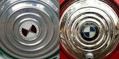Логотипы BMW иEMW
