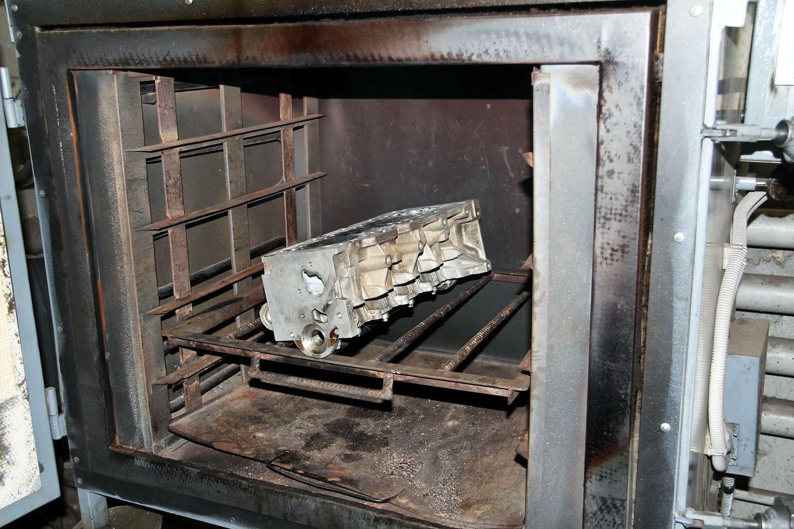 Каквосстанавливают двигатели спомощью сварки— фото 613410