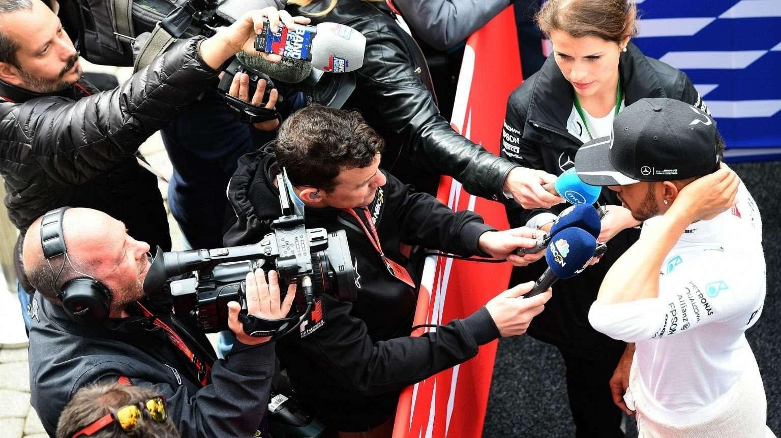 Формула 1, Сочи, Сочи Автодром, Гран При России, Mercedes, Льюис Хэмилтон