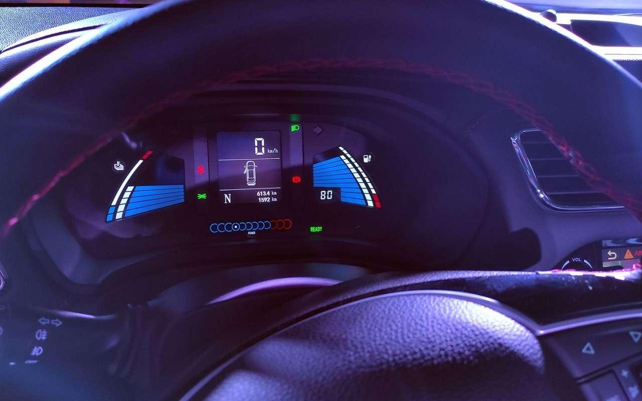 Электромобиль JAC в России: его хватит на 280 км - фото 1170002