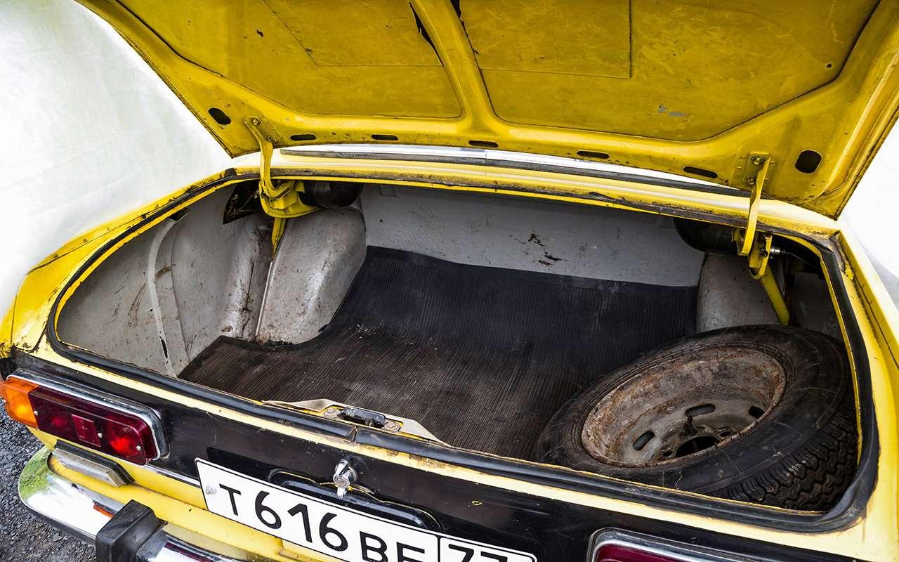 Машины нашего детства— ретротест Москвича-2140— фото 811242