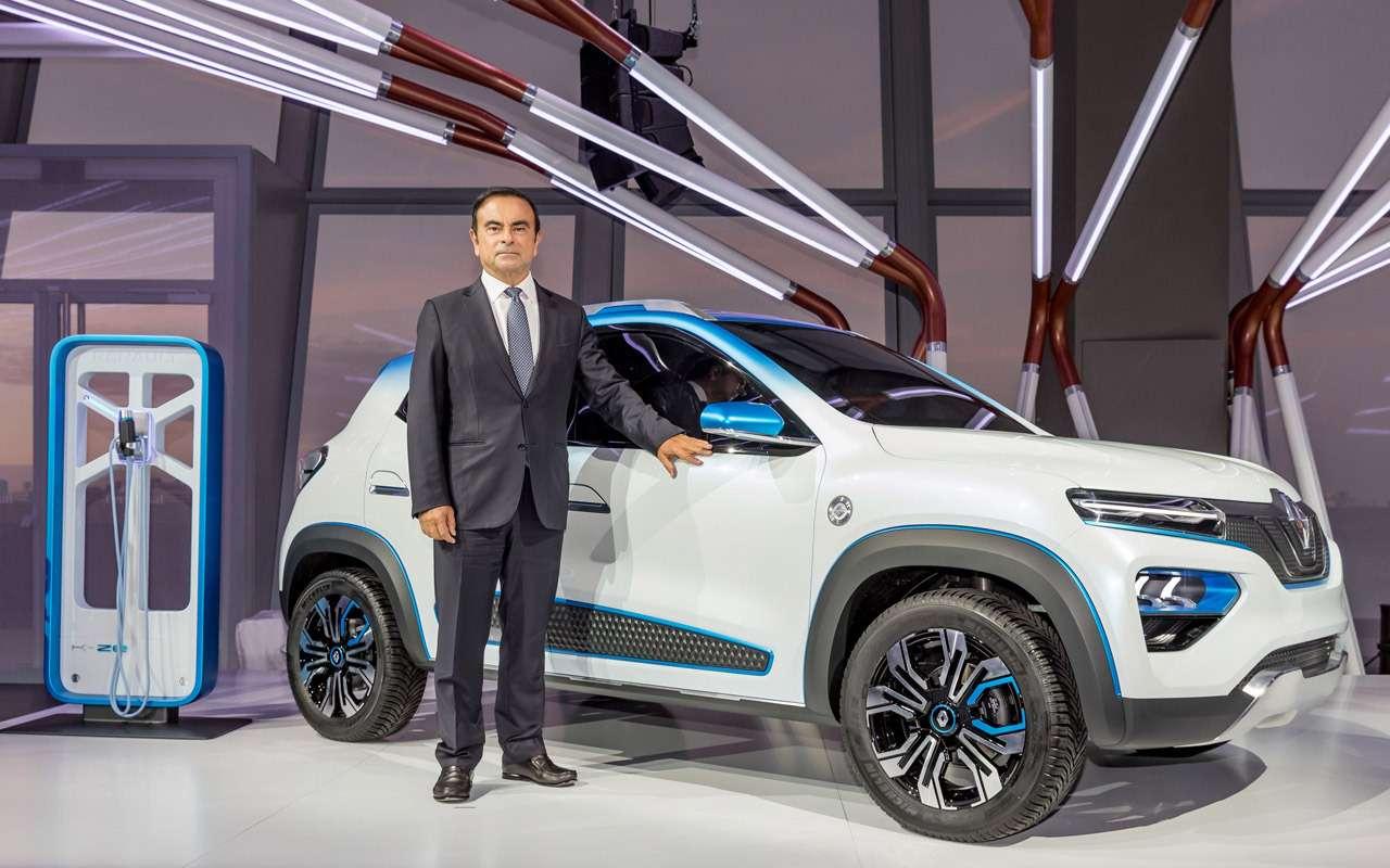 Renault привезла вЕвропу свой самый дешевый кроссовер. Ноне все так просто— фото 910562