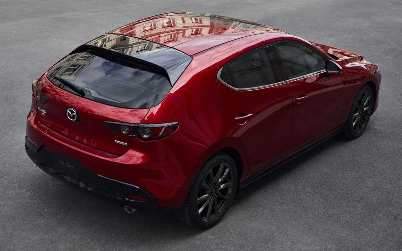 Новая Mazda 3: изменилось всё!— фото 926871