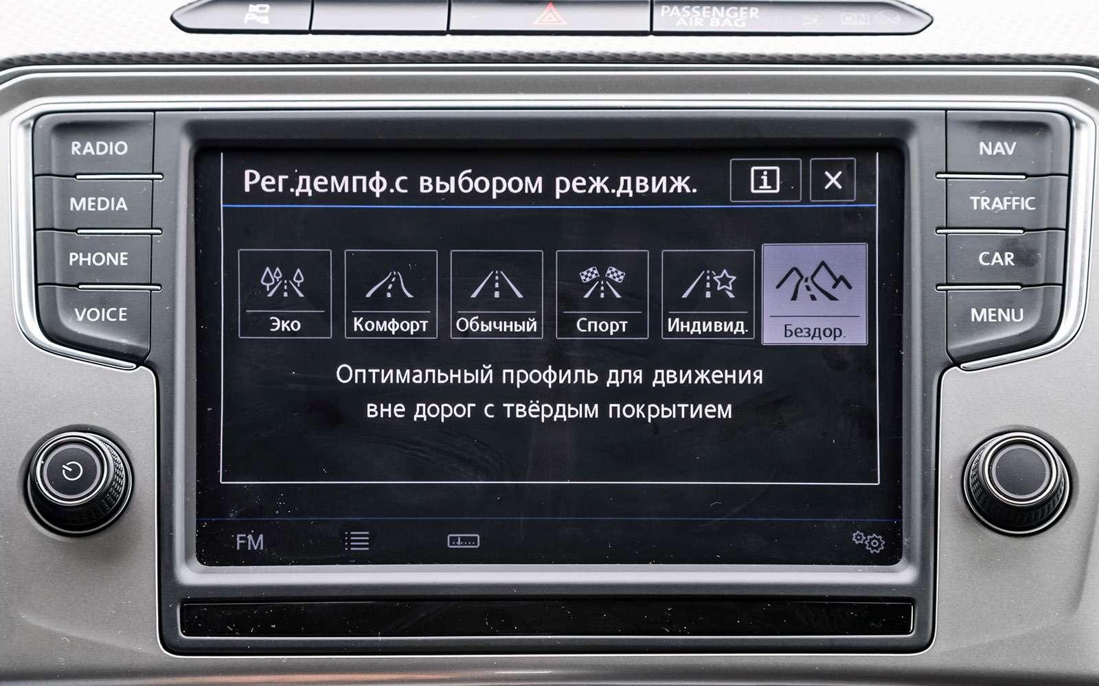 Volkswagen Passat Variant или Alltrack: зачто доплата?— фото 693510