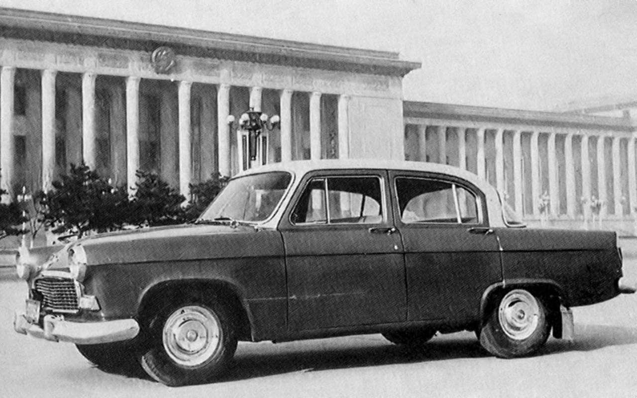 Наши заграницей: вочто превращались автомобили СССР вКитае, Корее, наКубе— фото 963679