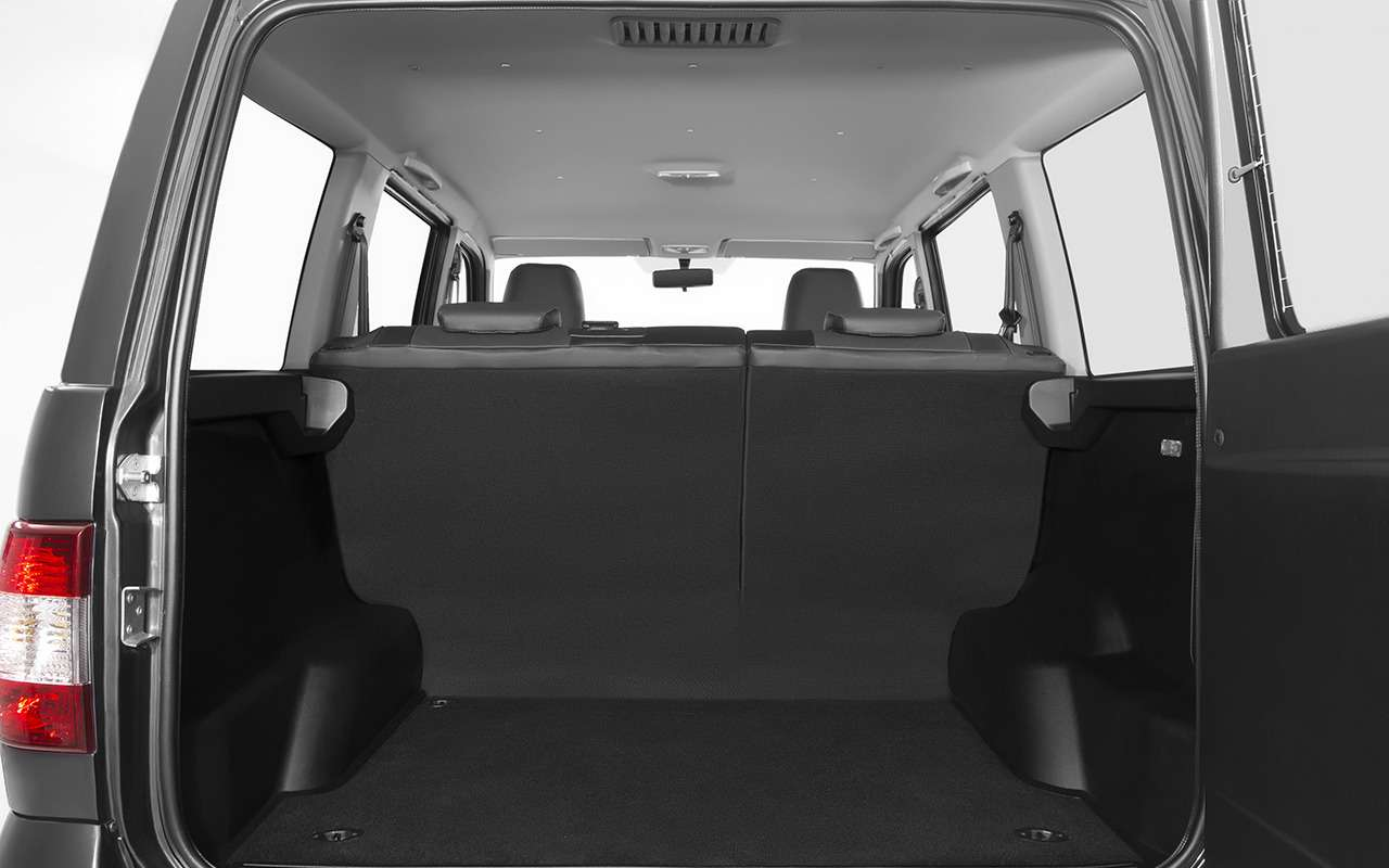УАЗПатриот, Chevrolet Niva иЛада 4х4— кто круче?— фото 910362