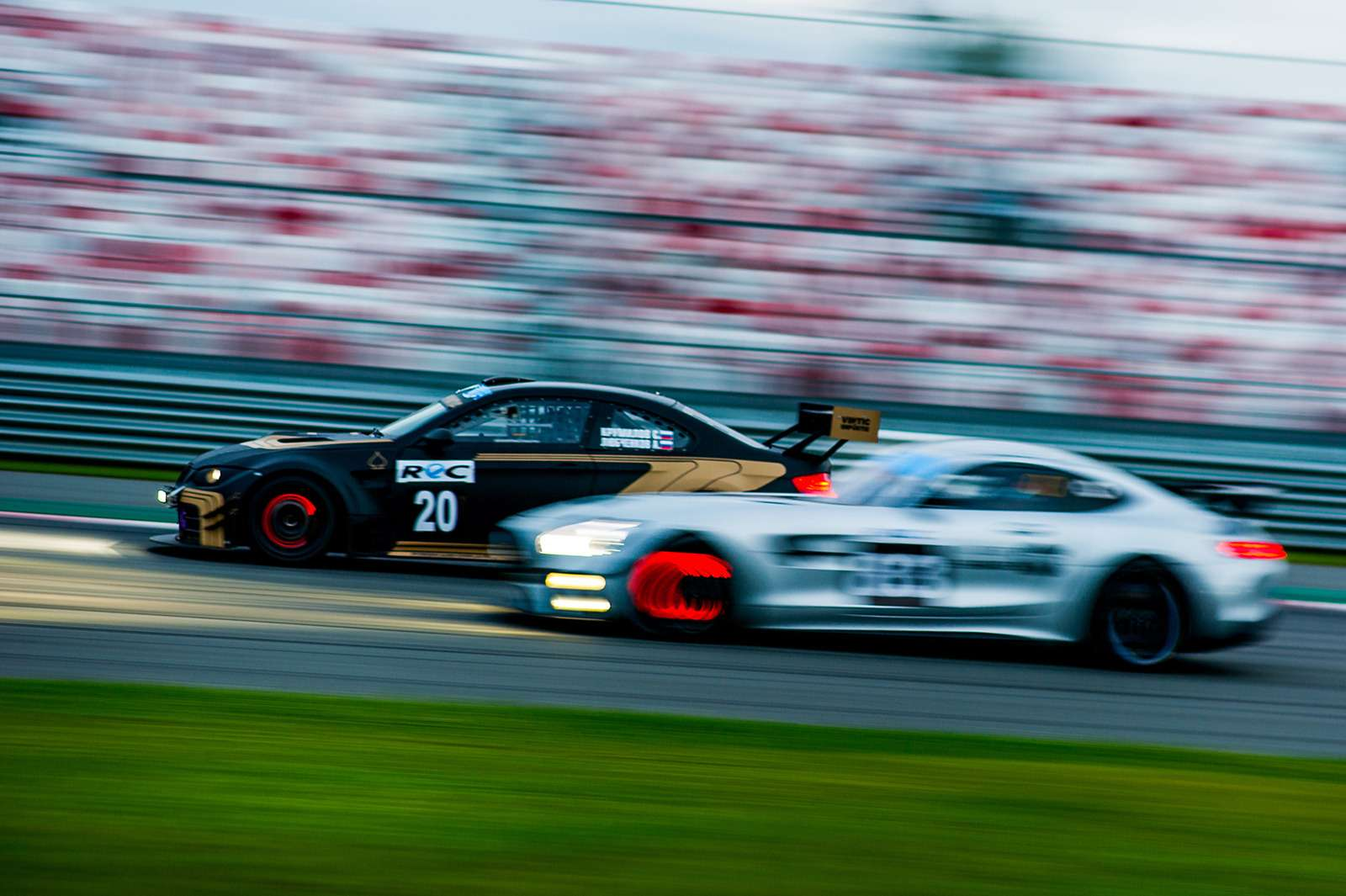 Гонка REC наMoscow Raceway: «24часа Ле-Мана» нароссийский лад— фото 885781