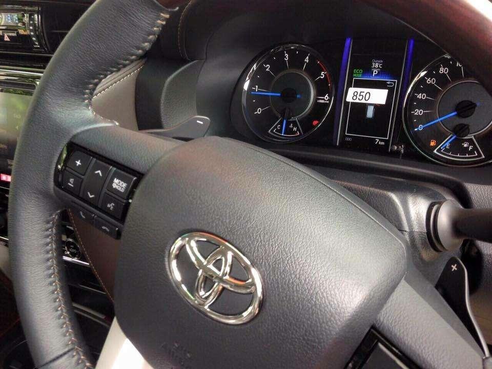 Toyota Fortuner7