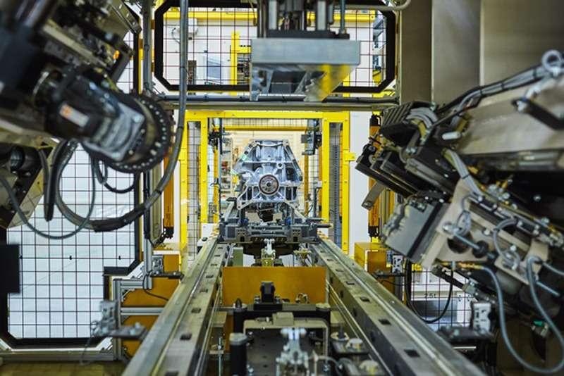 Завод Sollers выпустил первые двигатели дляМазды