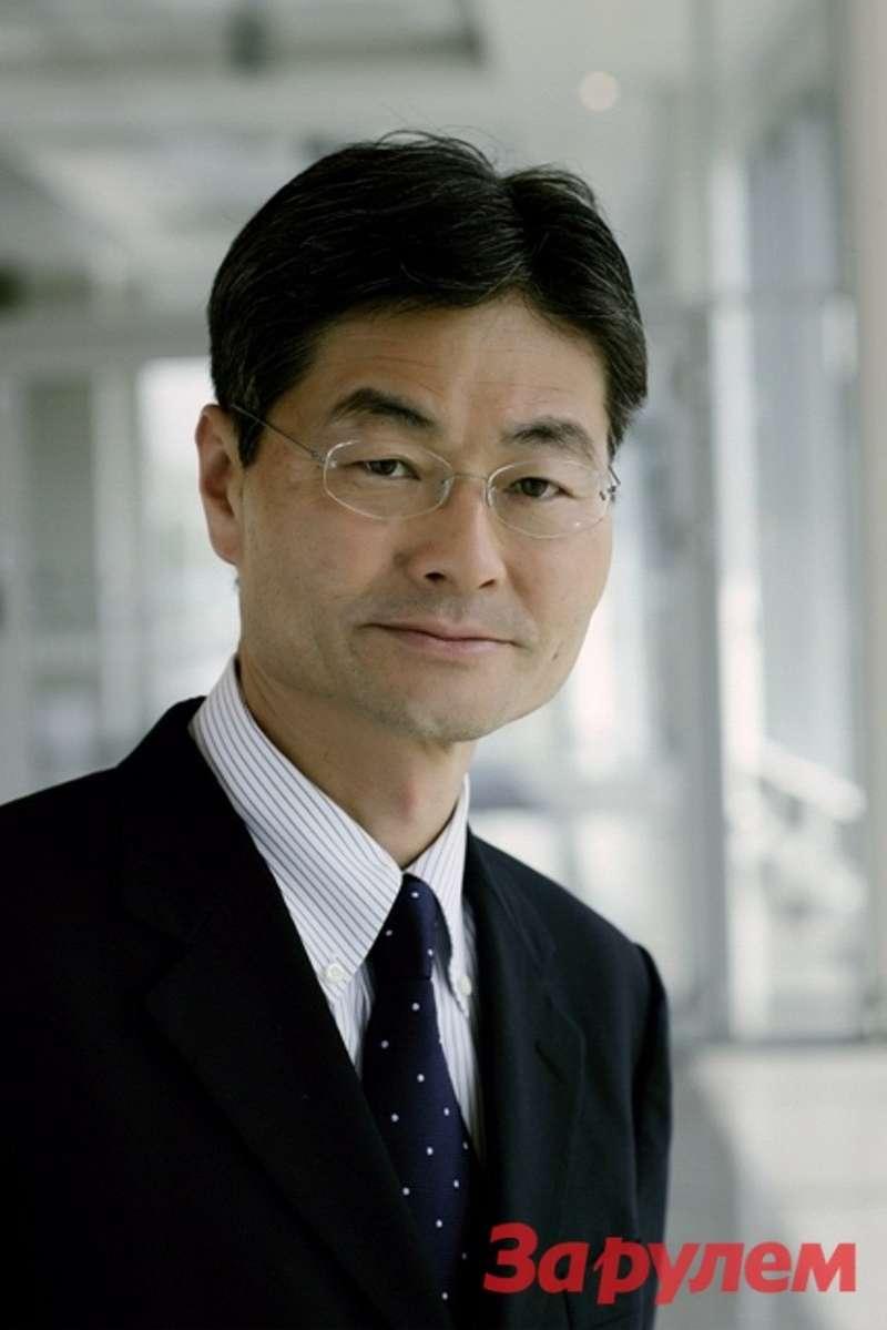 Takeshi Isogaya_Toyota Motor Rus President