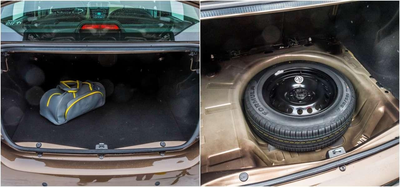 Гранта, Логан, Датсун: большой тест седанов савтоматом— фото 939013