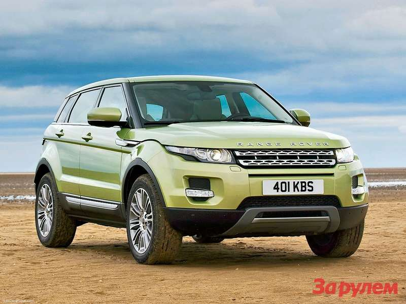 Range Rover Evoque 5door