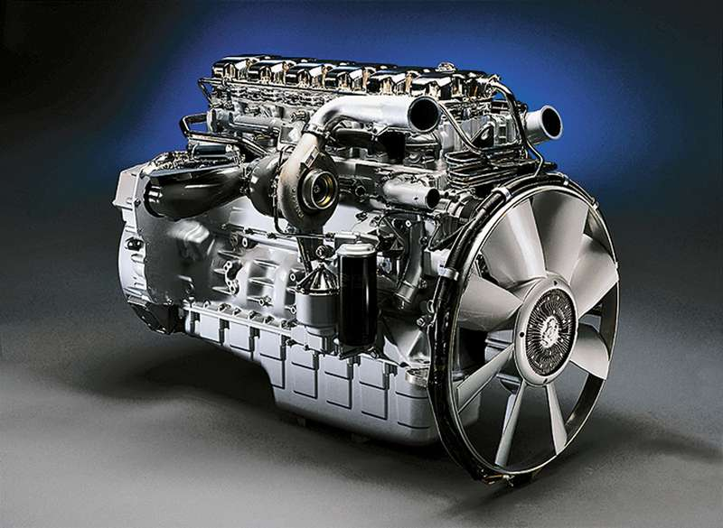 diesel engines and the evolution of