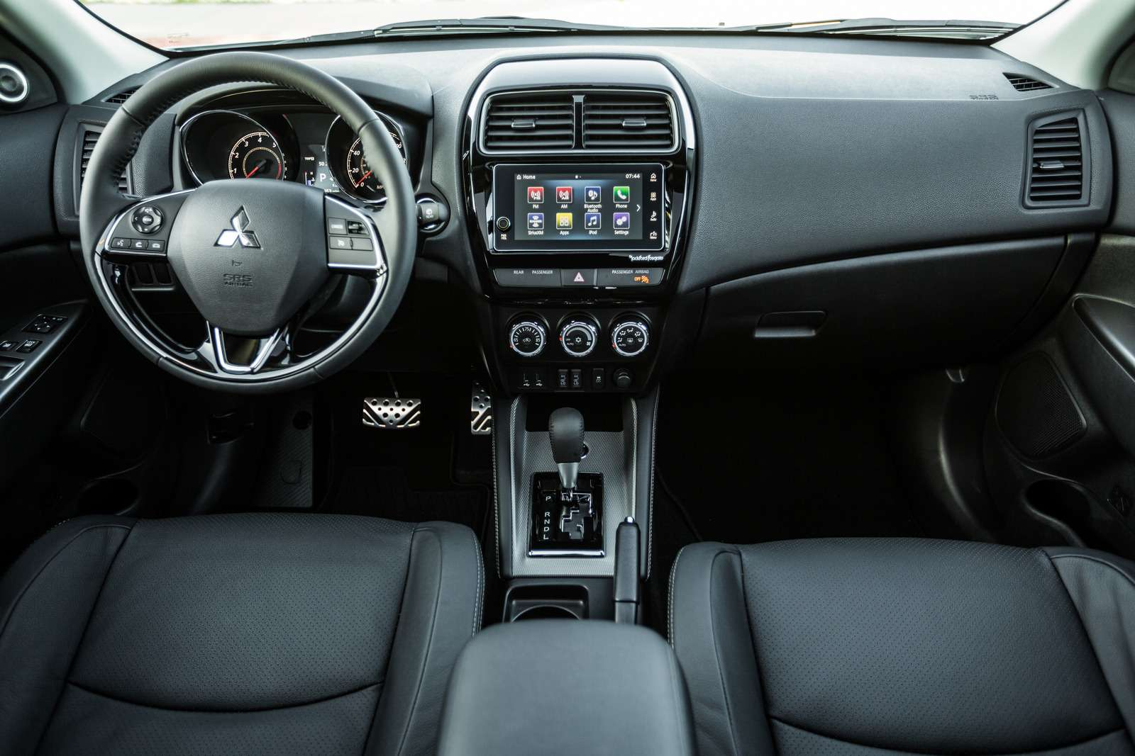 Mitsubishi ASX может вернуться вРоссию вобновленном виде— фото 732989