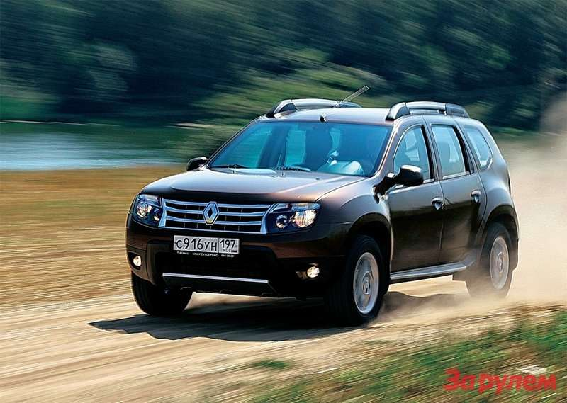RENAULT DUSTER 4×4dCi