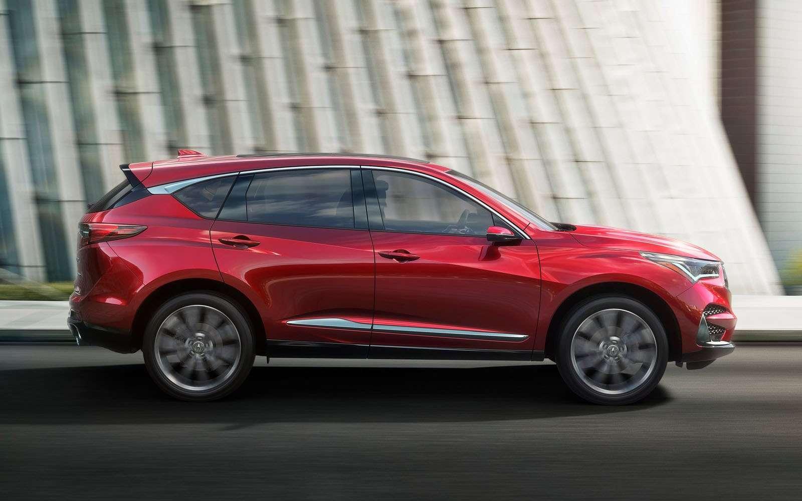 Новая Acura RDX: везите кнам еескорей!— фото 836455