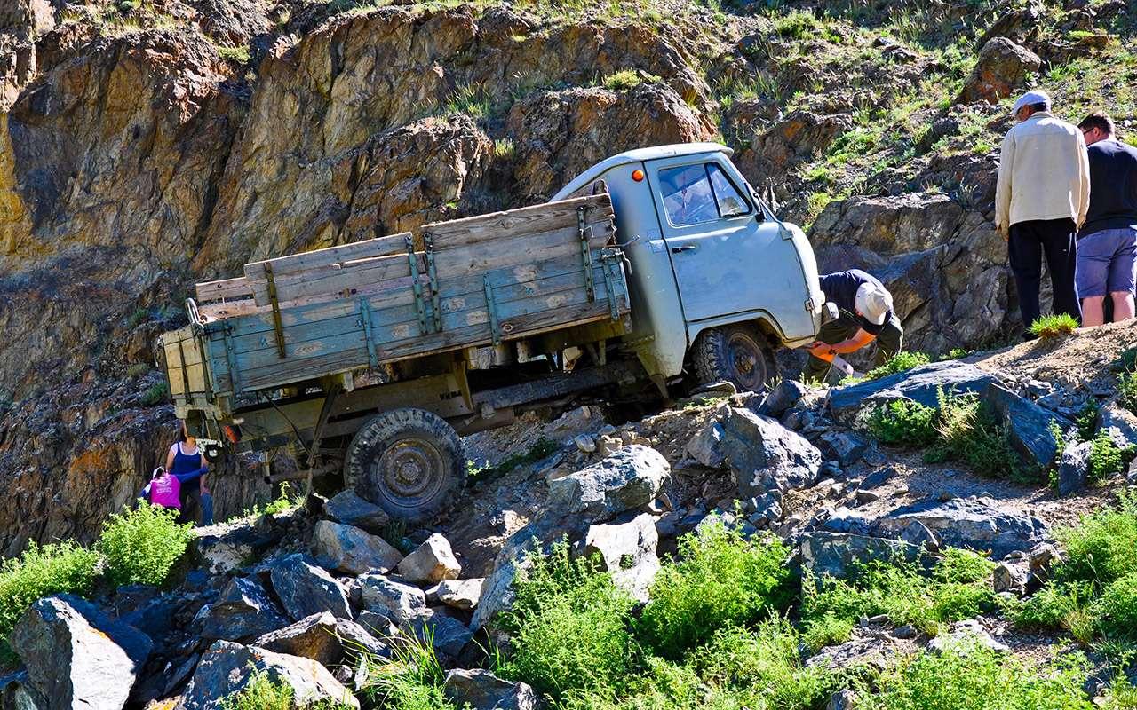 Новый Land Rover Discovery— проверка российским бездорожьем— фото 795273