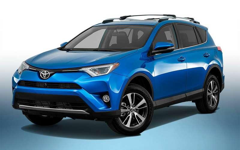 Toyota RAV4с пробегом— все неисправности