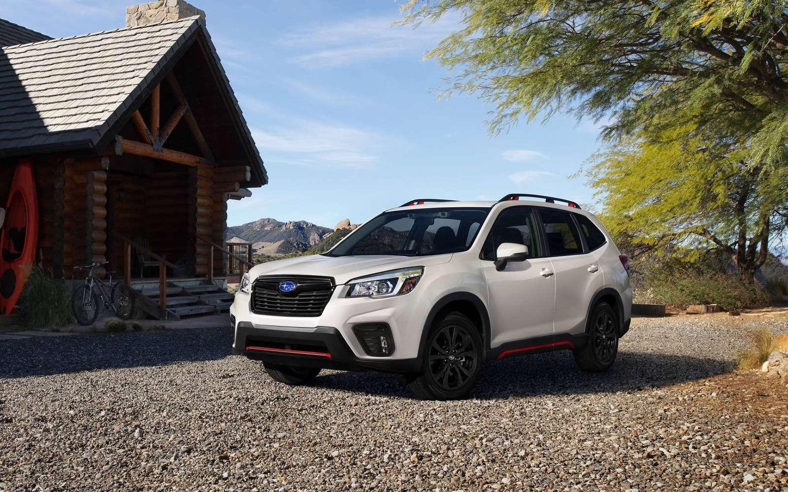 Subaru представила новый Forester. Нет, ондействительно новый!— фото 858003