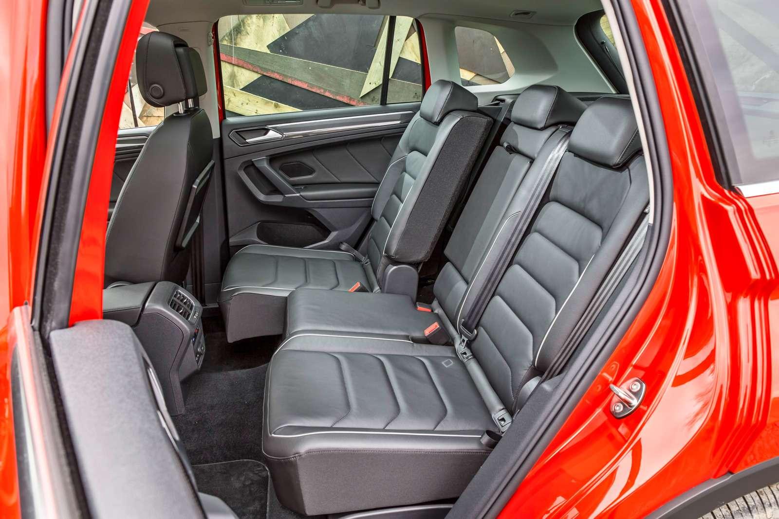 Тест нового Volkswagen Tiguan: победа экологов надавтоспортсменами— фото 594457