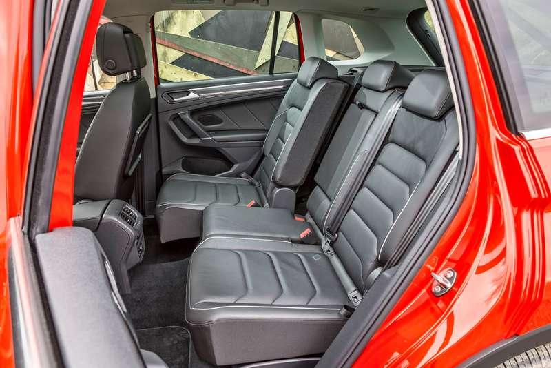 Тест нового Volkswagen Tiguan: победа экологов надавтоспортсменами