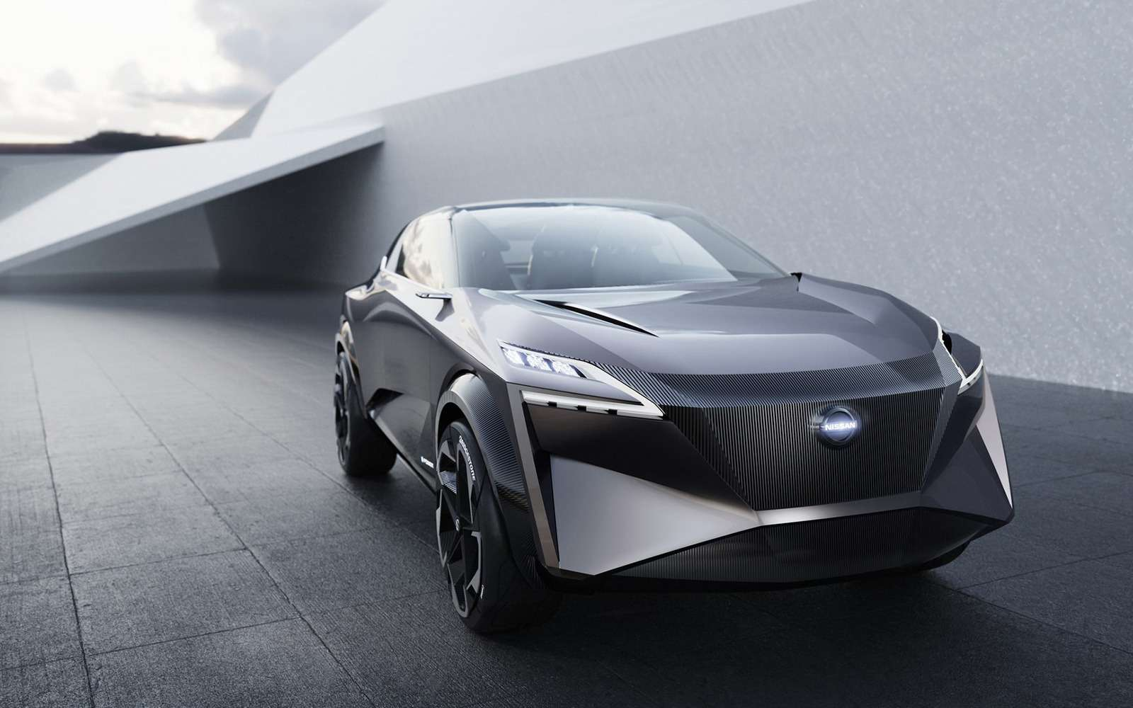 Nissan представил предвестника нового Qashqai— фото 954456