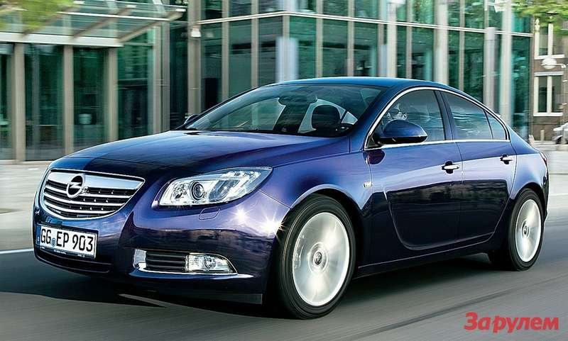 Opel Insignia 1.85МТ