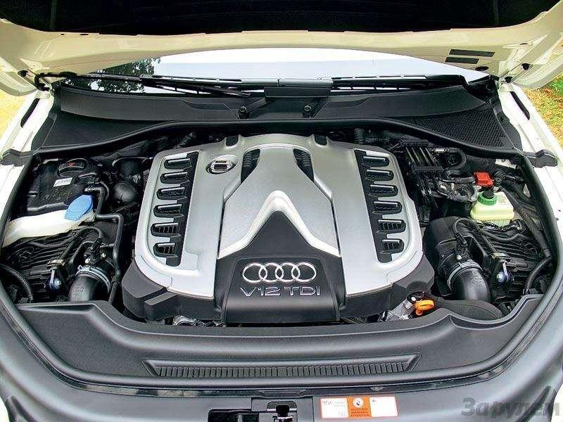 Высший класс Audi Q7V12TDI Quattro: Всё, кроме скромности— фото 91365