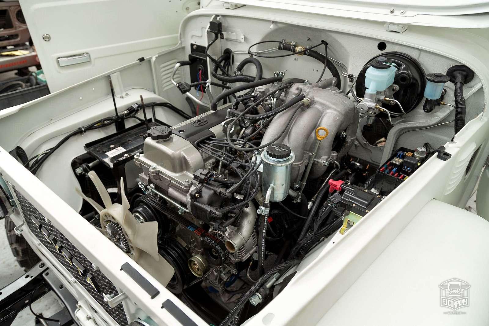 Допинг дляветерана: вЛас-Вегасе показали уникальный Toyota FJ43— фото 658518